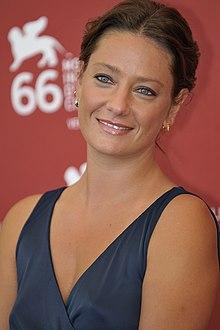 Giovanna Mezzogiorno alla 66ª Mostra internazionale d'arte cinematografica di Venezia (2009)