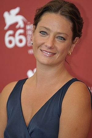 Giovanna Mezzogiorno - Mezzogiorno at the Venice Film Festival 2009.