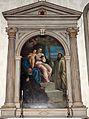 Giuseppe porta detto il salviatino, madonna col bambino tra i ss. bernardo e antonio abate, 1550-60 ca. 02.jpg
