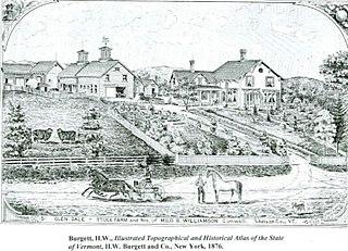 Glen Dale Farm United States historic place