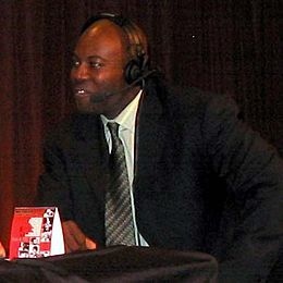Glen Rice Michigan Sports Hall of Fame induction 2008.jpg