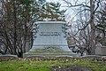 Glidden grave 01 - Lake View Cemetery - 2014-11-26 (16919052804).jpg