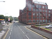 Globe works Mill, Lower Bridgeman Street, Bolton (geograph 3055419).jpg