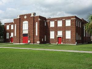 Glynn Academy - A.V. Wood Gymnasium
