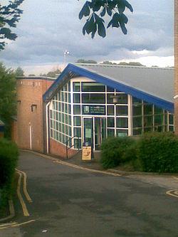 Goodwin Sports Centre Wikipedia