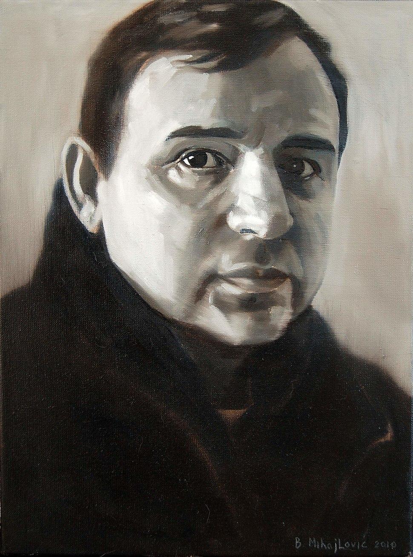Goran Markovic by Branislav Mihajlovic