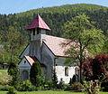 Gorenje Jezero Slovenia - church.JPG
