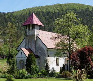 Gorenje Jezero - Saint Cantius' Church
