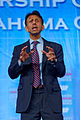 Governor of Louisiana Bobby Jindal at Southern Republican Leadership Conference, Oklahoma City, OK May 2015 by Michael Vadon 140.jpg