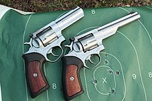 Ruger GP100 - Wikipedia