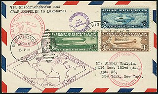 1930 <i>Graf Zeppelin</i> stamps