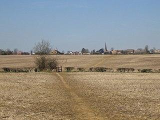 Grafton Way (footpath) footpath in Northamptonshire, England