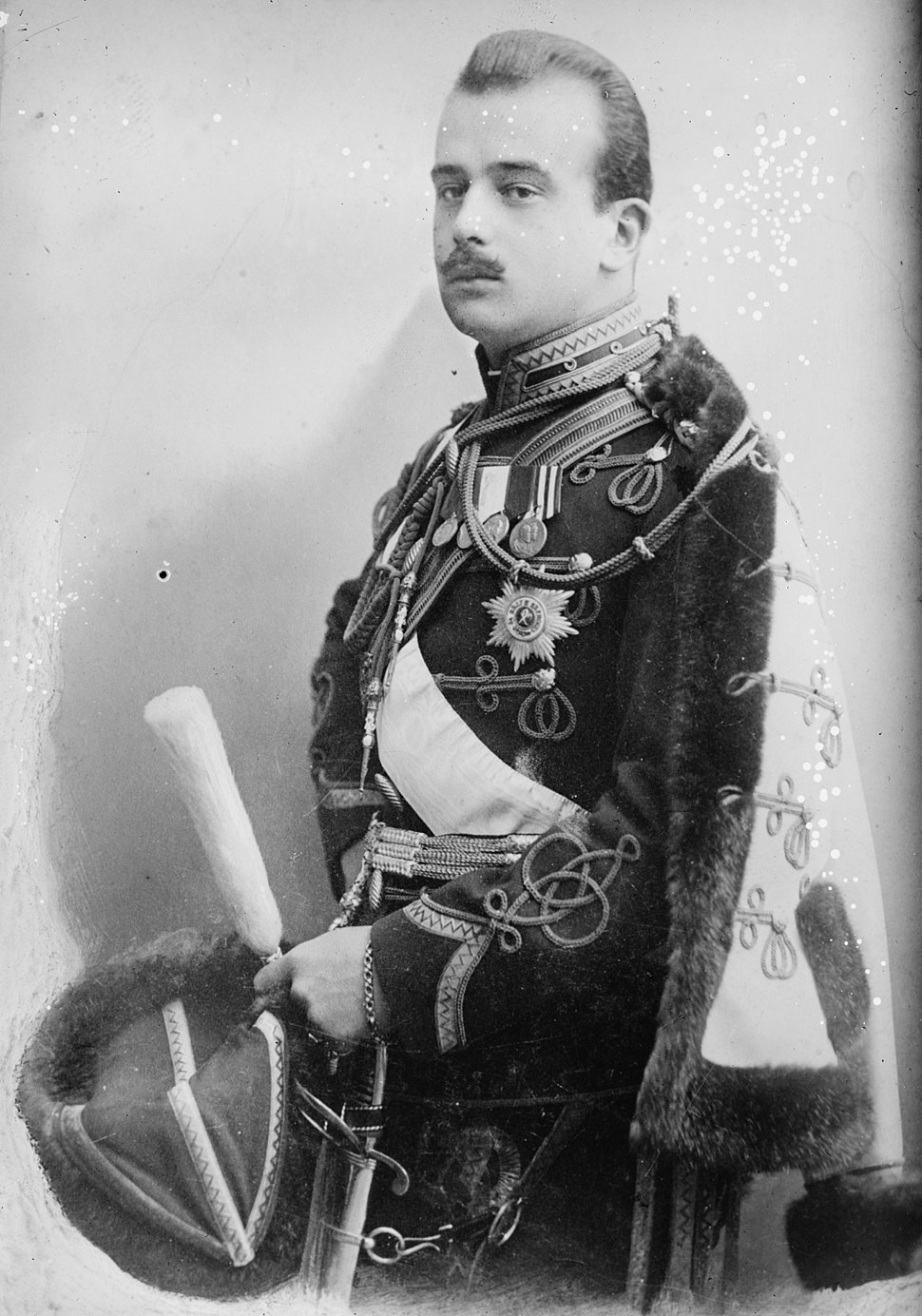 Grand Duke Boris of Russia