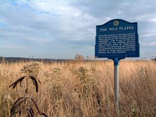 Wea Native American tribe originally located in western Indiana