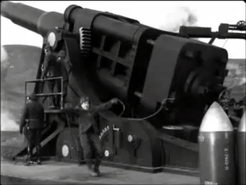 File:Great Dictator - The Big Bertha - Cannon in the First World War.JPG