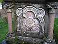 Great Tew, Fish detail on old tomb - geograph.org.uk - 1671323.jpg