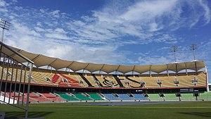 Greenfield International Stadium - Image: Greenfield International Stadium
