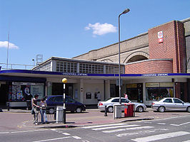 Station Greenford
