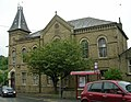 Greetland Public Hall and Council Offices - Rochdale Road, West Vale - geograph.org.uk - 805169.jpg