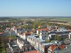 Greifswald Wackerow vom-Turm-des-Doms-St.-Nikolai-aus-gesehen April-2009 SL272426.JPG