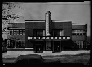 Old Greyhound Bus Station (Jackson, Mississippi) United States historic place