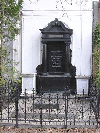 Ferdinand Lassalle - Lassalle's tomb in Breslau (now Wrocław