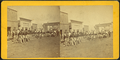 Group portrait of scouts and Indians, from Robert N. Dennis collection of stereoscopic views.png