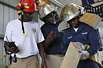 Guantanamo Bay firefighters 111007-A-MI669-060.jpg