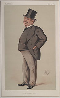 Guildford Onslow British politician
