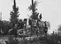 Gun Carrier Miraumont August 1918 AWM H04522.jpeg