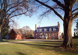 Gunston Hall United States historic place