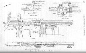 Guntersville Dam - Design plan for Guntersville Dam, circa 1935