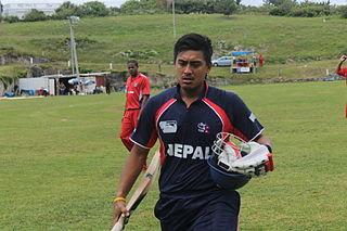 Gyanendra Malla Nepalese cricketer