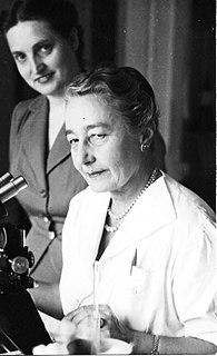 Hélène Sparrow Polish microbiologist and public health pioneer