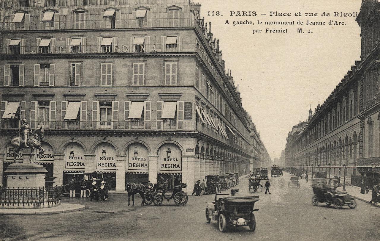 Villa Du Debut Du Siecle Paris