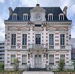 Hôtel Ville - Bagnolet (FR93) - 2021-04-30 - 2.jpg