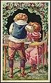 H. O. Wilbur & Sons, chocolate & cocoa manufacturers, Philadelphia, Pa. (back) - 10312208495.jpg