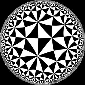 Truncated tetrahexagonal tiling - Image: H2checkers 246