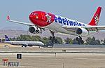 HB-JHQ Edelweiss Air 2011 Airbus A330-343 - cn 1193 (14298926143).jpg