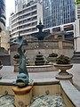 HK 上環 Sheung Wan 永樂街 Wing Lok Street 中遠大廈 Cosco Tower 新紀元廣場 Grand Millennium Plaza garden October 2019 SS2 06.jpg