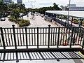 HK 中環 Central 海濱 Waterfront promenade 民耀街 Man Yiu Street 行人天橋 footbridge view July 2020 SS2 06.jpg
