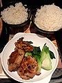 HK 香港 中環 Central 干諾道中 Connaught Road shop 美心餐廳 Maxim's MX Fast Food Restaurant 晚餐套餐 Set dinner April 2020 SS2 18.jpg