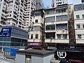 HK Bus 101 view 九龍城區 Kln City 漆咸道北 Chatham Road North 馬頭圍道 Ma Tau Wai Road August 2018 SSG 10.jpg