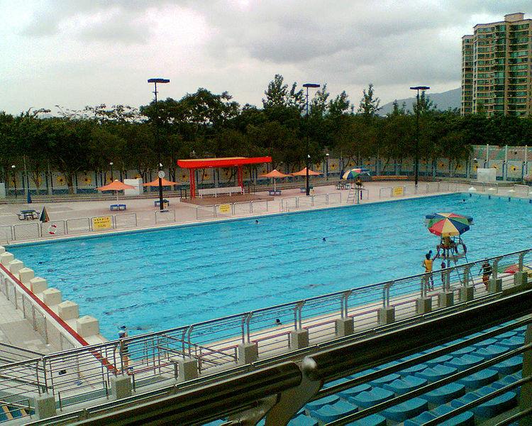 Republic Of Andy Jin Public Swimming Pool