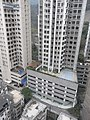 HK Mid-levels 21 Robinson Road 豪景閣 Good View Court roof view 麗豪閣 Tycoon Court A March-2011.JPG