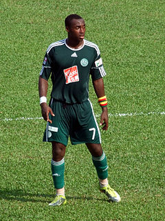 Guy Junior Ondoua Cameroonian-born Indonesian footballer