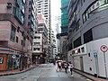 HK SW 上環 Sheung Wan 皇后街 Queen Street morning August 2019 SSG 02.jpg