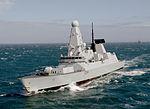 HMS Diamond (D34) during Exercise Joint Warrior near Scotland.jpg