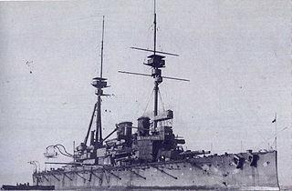 HMS <i>Lord Nelson</i> (1906) Royal Navy pre-dreadnought battleship