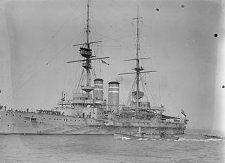 HMS <i>Queen</i> (1902) 1902 battleship